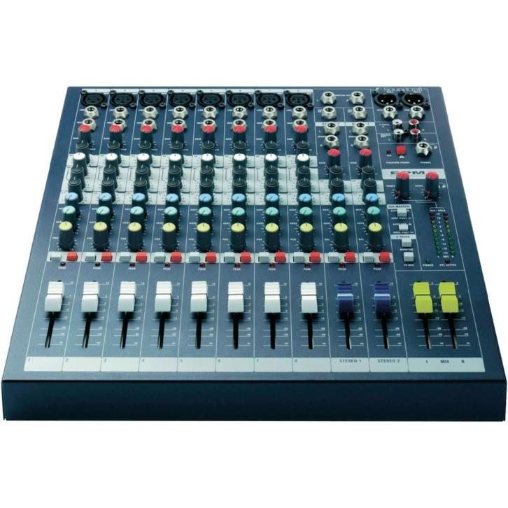 Soundcraft EPM 8 mengpaneel