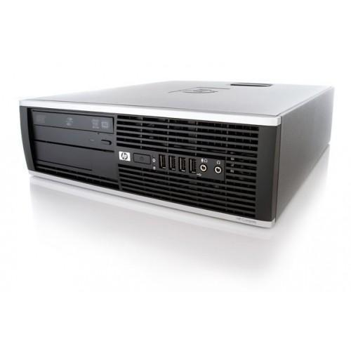 HP Elite 6000 Pro SFF C2D E8400 3Ghz 4GB 250GB DVDrw Win 7