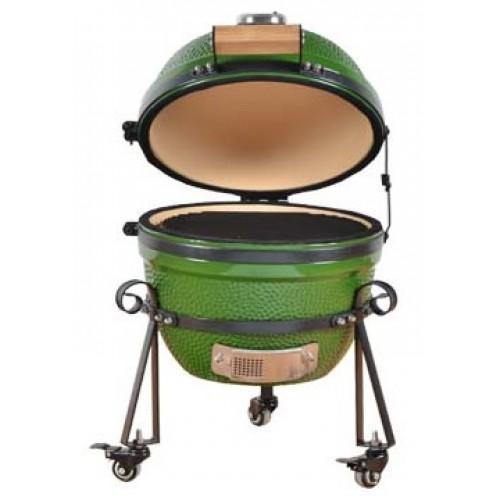 The Real Egg 14 Inch Kamado Groen