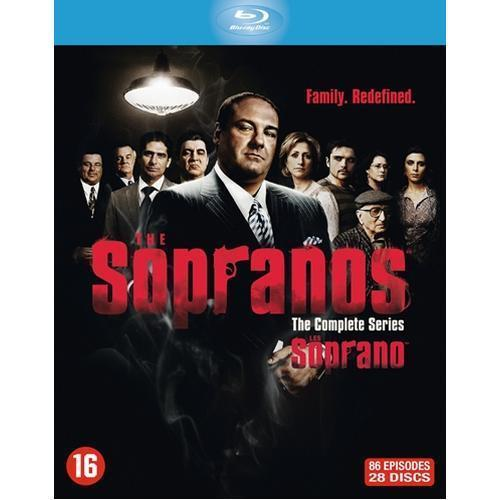 Sopranos - Complete collection (Blu-ray) voor € 112.99