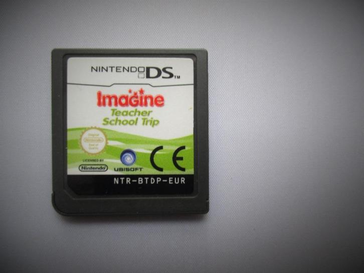 Imagine~Nintendo DS Spel~Gameboy DS~Teacher School Trip~Game