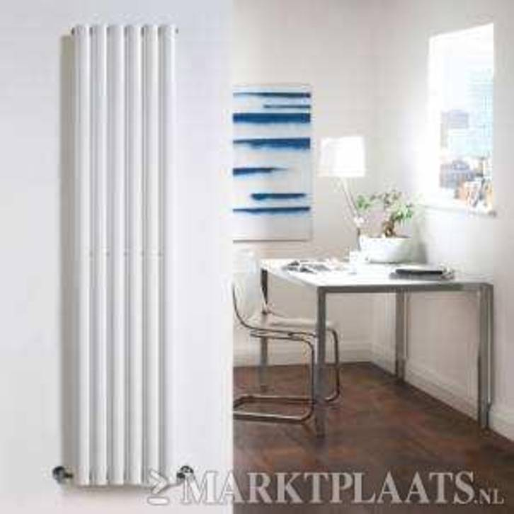 Hudson Reed Stalen Design Radiator Revive Wit -1651 Watt