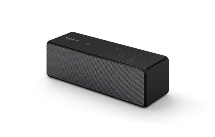 Sony SRS-X33 - Bluetooth speaker - Zwart