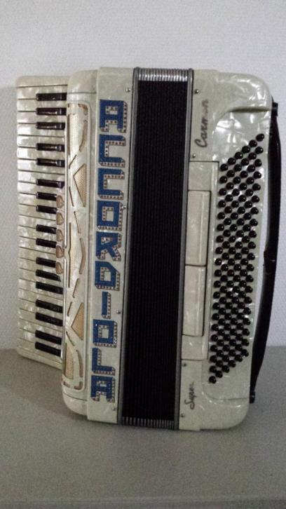 Accordiola Super Carmen