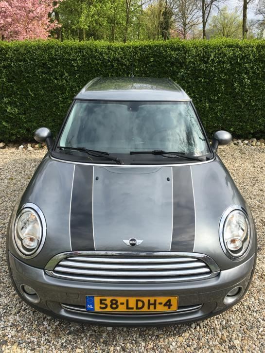 Mini Mini 1.6 ONE Clubman 2010 Grijs