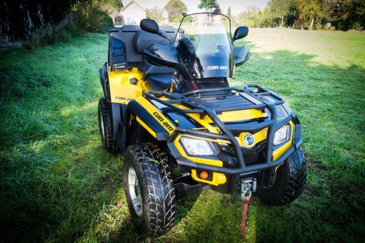 Cam Am Outlander 500 XT Max