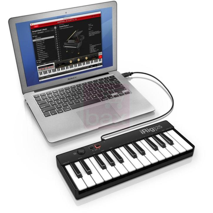 IK Multimedia iRig Keys 25 MIDI-keyboard (USB)