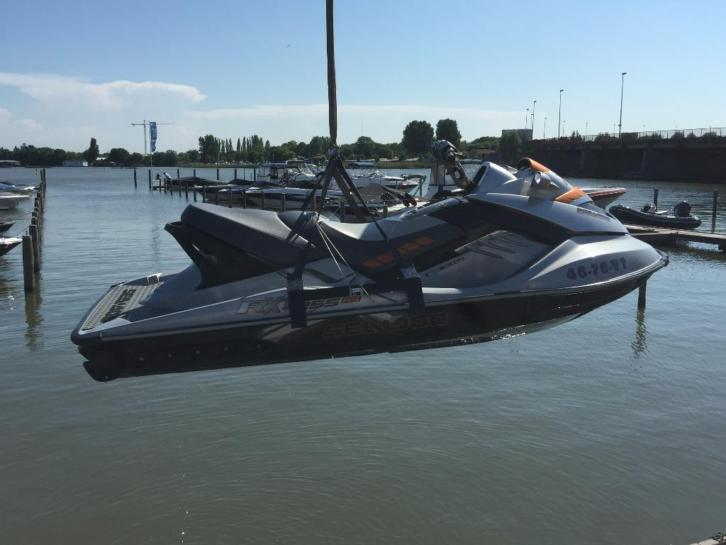 Seadoo rxt 255 3 pers. bj 2009