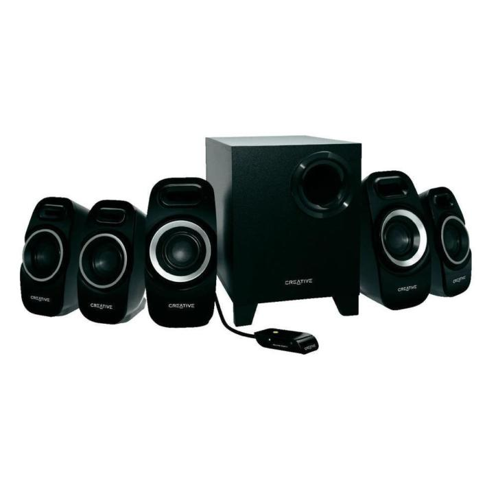 Creative Labs Creative Inspire T6300 5.1 surround-PC-luidsp