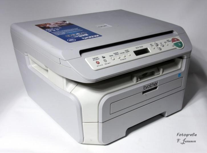 Brother zw/w laser DCP-7030 All In One