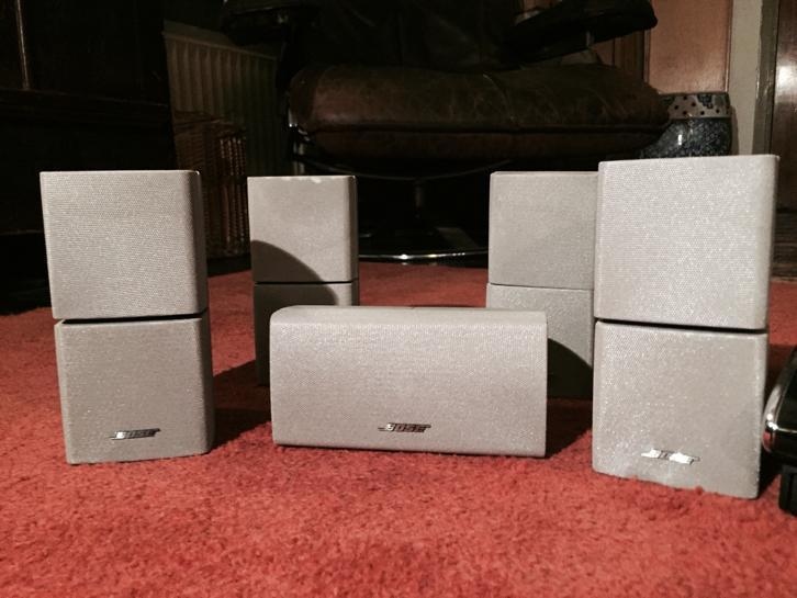 Bose Lifestyle 38 serie III