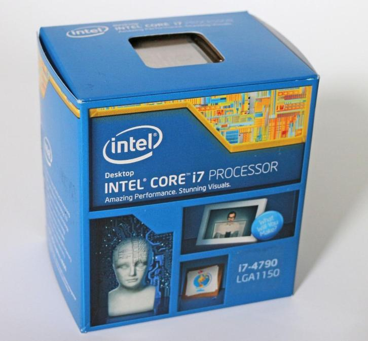 Intel Core i7 4790 / 3.6 Ghz - 8 MB cache