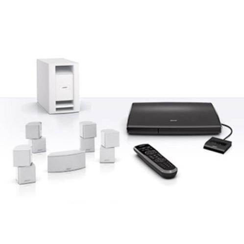Bose Lifestyle v35 Home Cinema Systeem wit