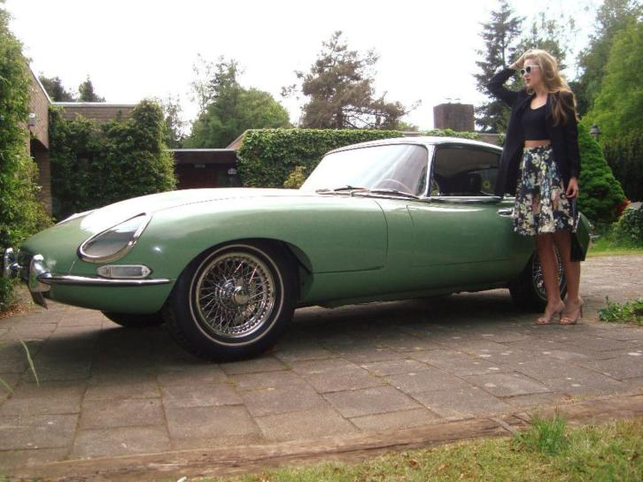 Jaguar E-Type 4.2 liter series 1