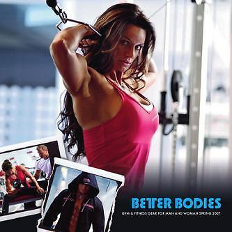 Better Bodies sport- en fitness kleding