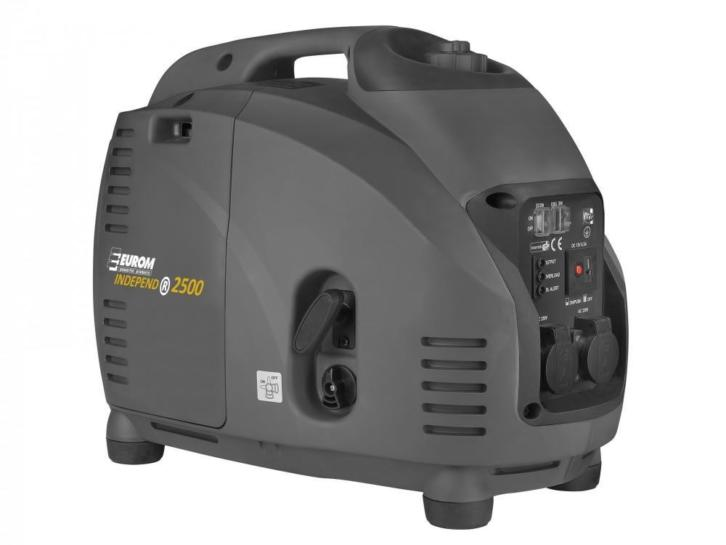 Eurom Independ 2500 Benzine generator 2,5 kVa | Inverter A..