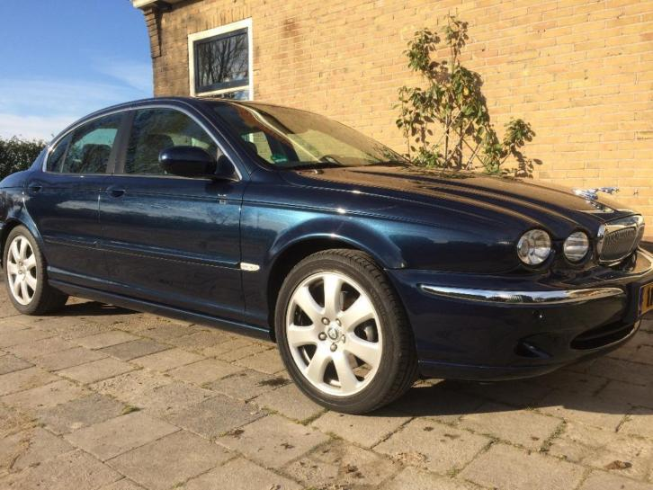 Jaguar X-Type 2.2 D Executive 2005 Fijne wagen