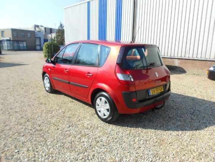 Renault Scenic 1.5 dCi Expression Luxe (bj 2006)