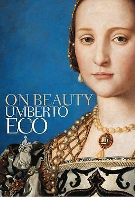 On Beauty: A History Of A Western Idea 9780857050205