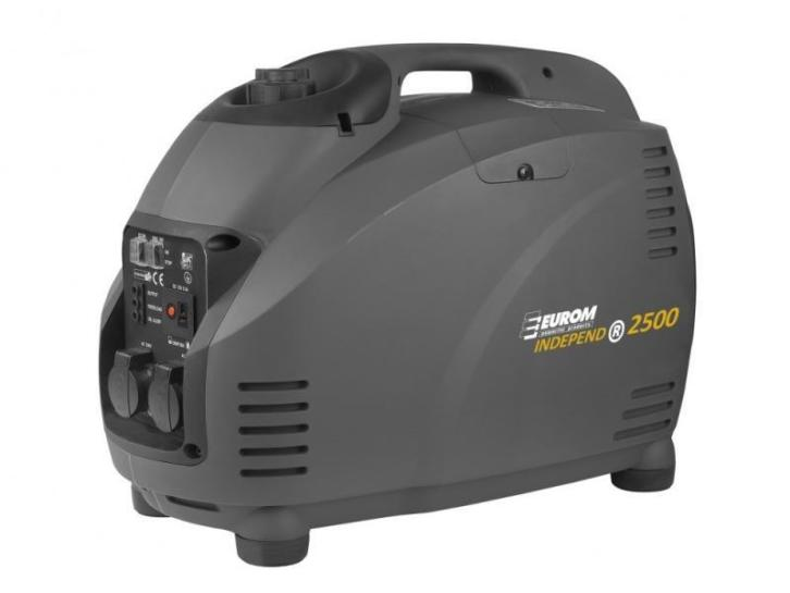 Eurom Independ-R Inverter 2500 Benzine Generator (Benzine)