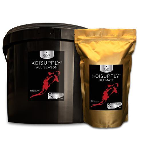 Combideal 2 KG Koisupply All Season + 0,5 KG Ultimate