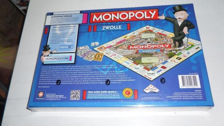 monopoly zwolle
