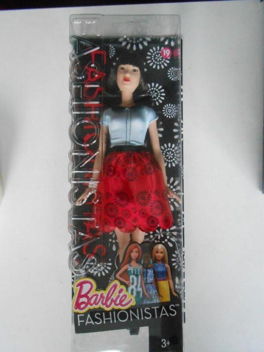 barbie fashionistas nummer 19 2015