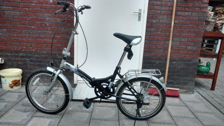 Dunlop Easy Travel Vouwfiets