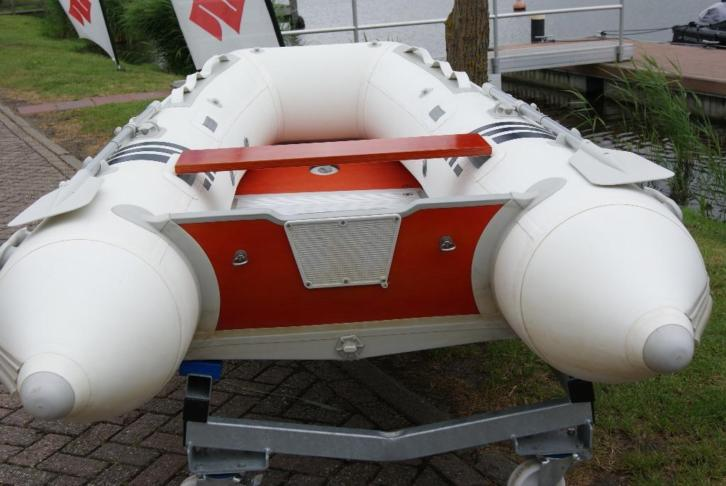 base marine rubberboot ray 300 rubberboot