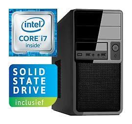 Intel Core i7 6700 / 16GB / 240GB SSD + 1000GB / HDMI / U...