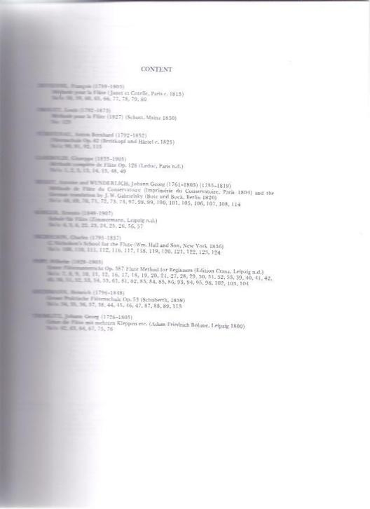 125 Easy Classical Studies for Flute. Harmonia-Uitgave.....