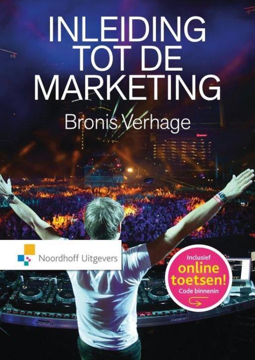 Inleiding tot de marketing druk 4