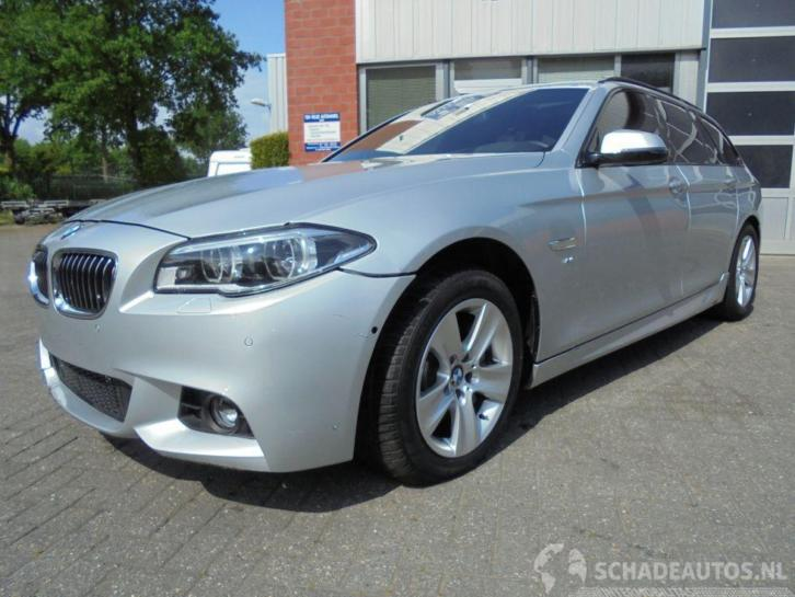 BMW 5 Serie 530 X-Drive M-Sport 190kw/253pk ,Panorama,Luchtv