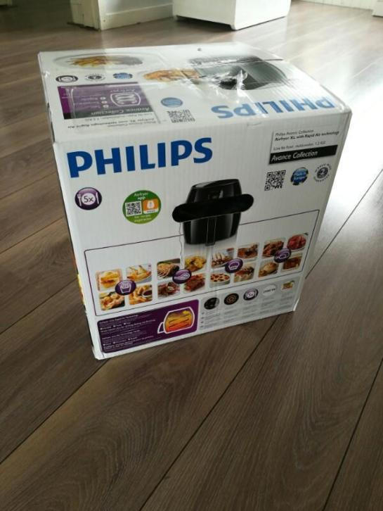 Philips AirFryer XL Avance Collection