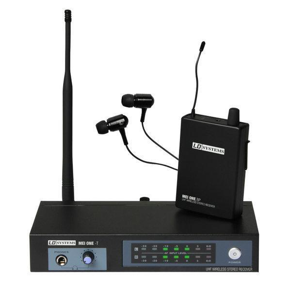 LD Systems MEIONE - Draadloos In-Ear Monitoring Systeem