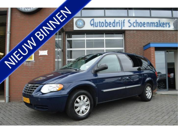 Chrysler Town & Country 3.8 V6 7 persoons ! (bj 2004)