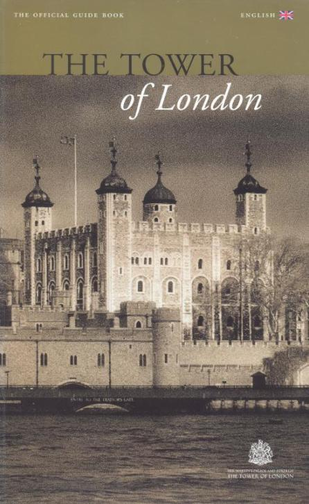 The official guide book-The Tower of London