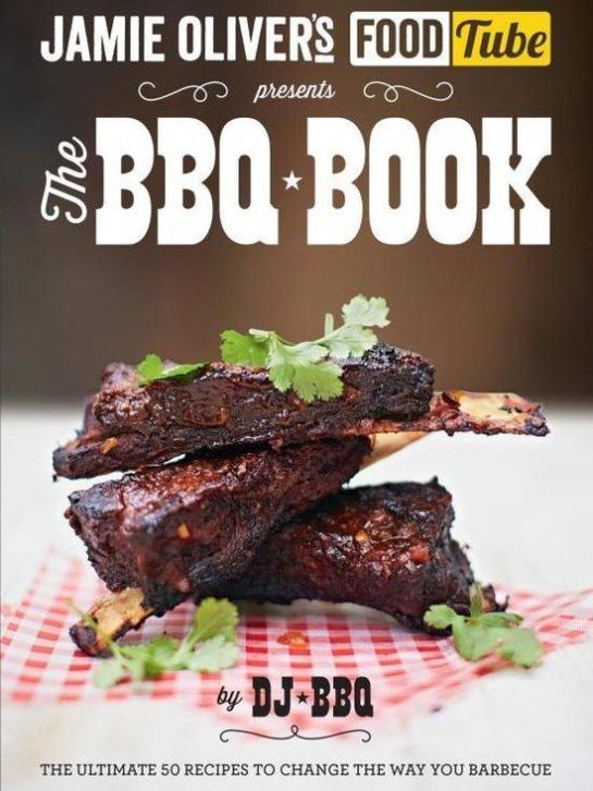 Jamie Oliver The BBQ Book