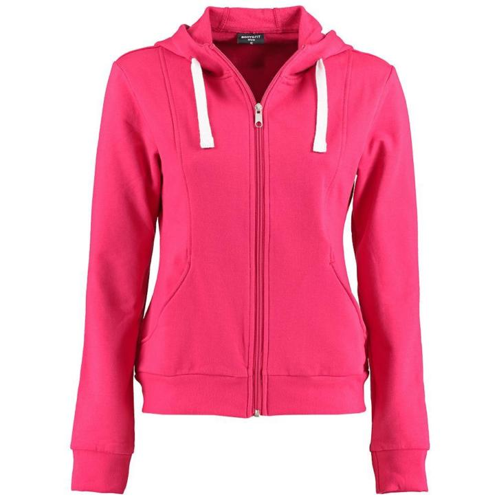 Body & Fit Sportswear Ladies Full Zip Sweat Vest