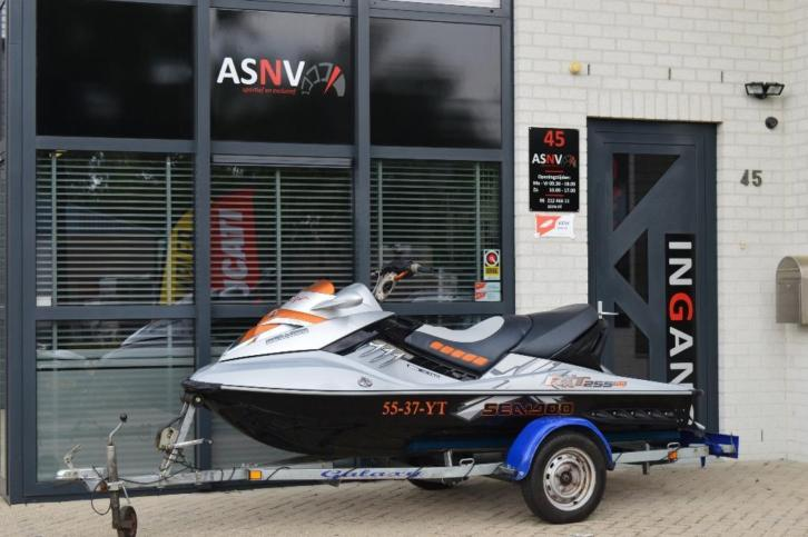 Seadoo RXT, RXP 255PK, 2009, Riva Tuning 310 PK, Goede staat