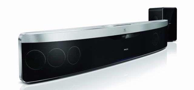 Philips HTS9140 High End Soundbar Bluray - Winkelmodellen.nl