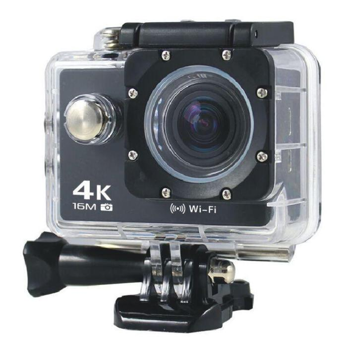 Action Camera 4K Ultra HD WiFi(Full Options) GoPro