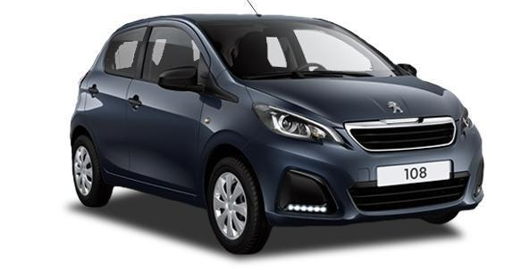 Peugeot 108 Private Lease - €199 p. maand