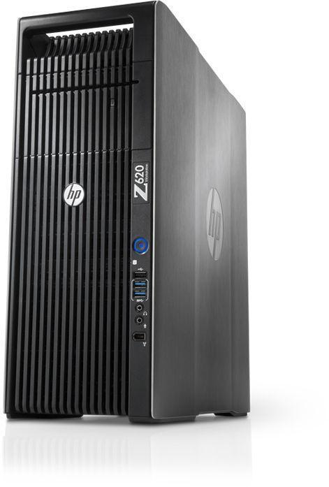 HP Z620 1x E5-1620v2 3,7Ghz 4 Core/ 32GB RAM / SSD 240GB