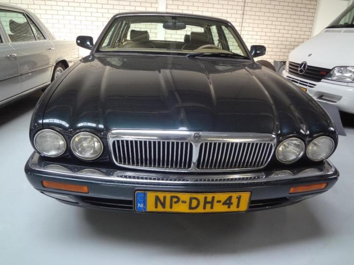 Jaguar Sovereign 3.2 AUT 1996 Groen 3950,