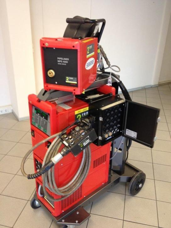 Used MAGNATECH Orbital Welding Systems - Pipeliner MPS 4000