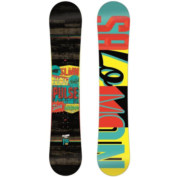 SALOMON Pulse snowboard 50% KORTING