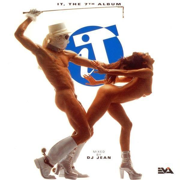 cd - DJ Jean - iT - The 7th Album