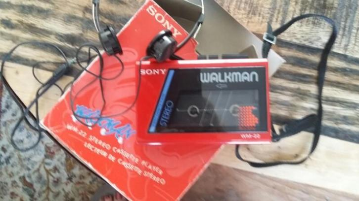 Sony Walkman WM-22