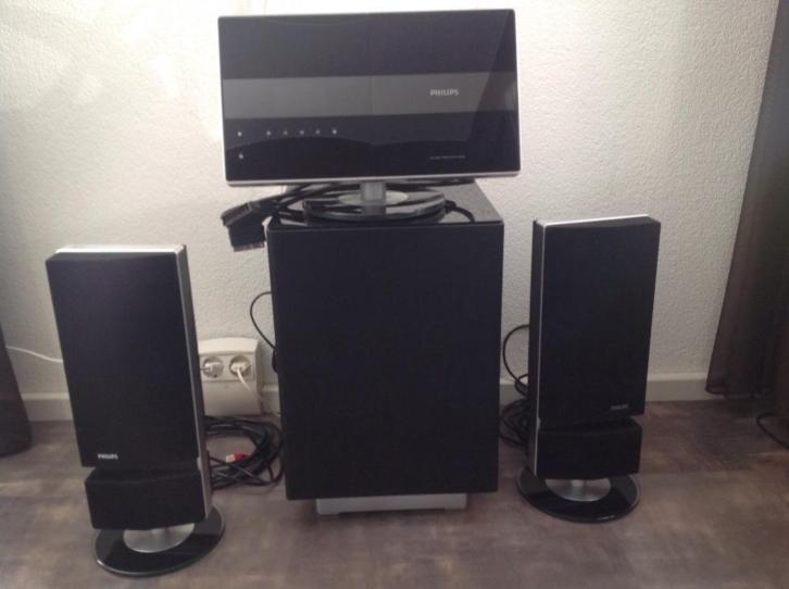 Philips home cinema system